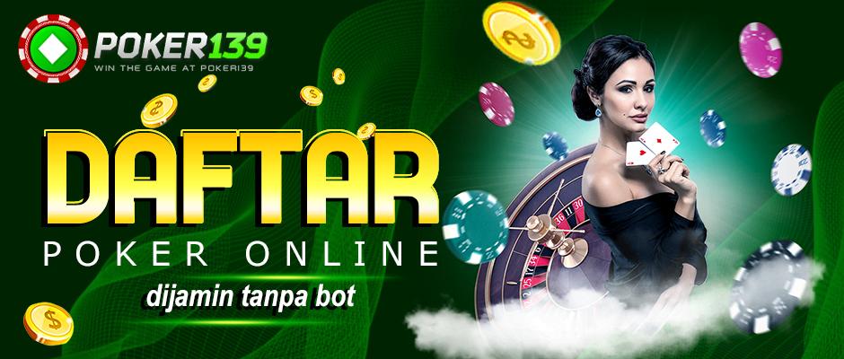 Situs-situs poker idn terpercaya di Indonesia