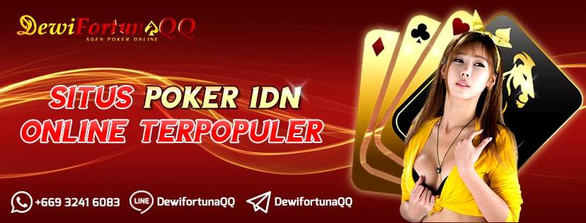 situs poker idn online terpopuler